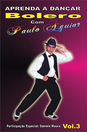 Aula de Bolero com Paulo Aguiar vol-3 em DVD
